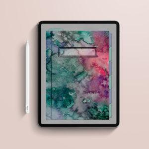 Cuaderno Digital Galaxy