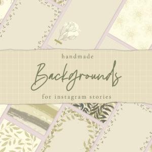 Fondos para instagram NATURAL