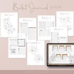 Bujo Bullet Journal 05